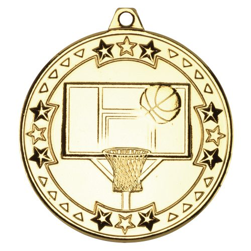 MEDALS FOR BASKETBALL