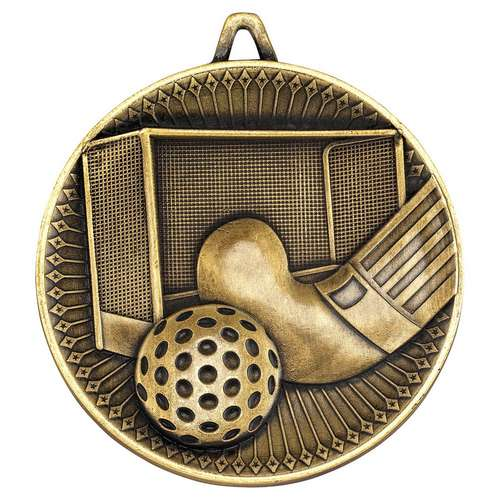 Hockey Deluxe Medal