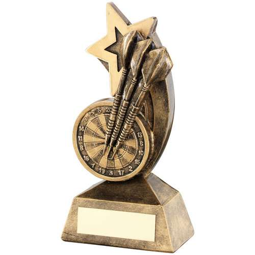 Darts Trophy Shooting Star