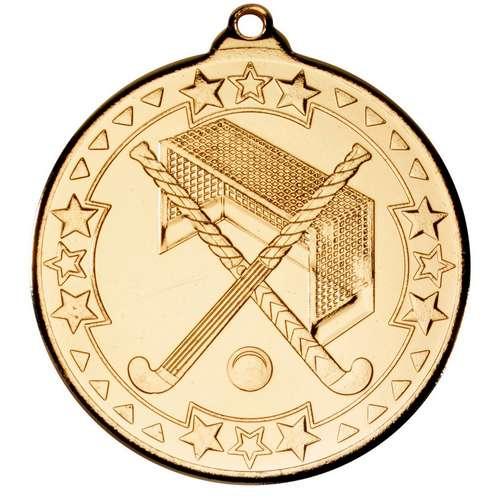 Hockey Tri Star Medal