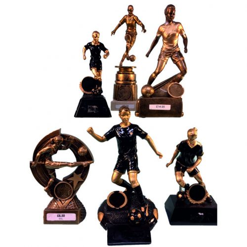 Football Trophy Bundle