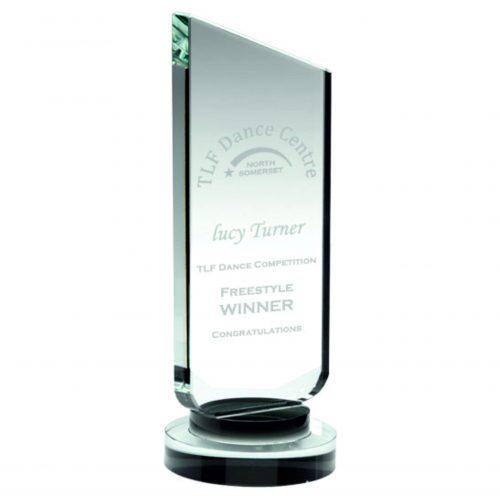 CBG6 Glass Dance Trophy