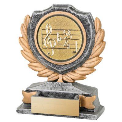 FG150 Dance/Music Laurel Wreath Trophy