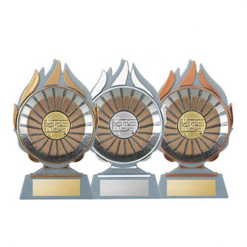 Q120 Dance/Music Trophy